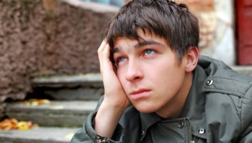 Men and boys can suffer from eating disorders.