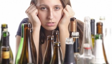 Make sure to reach out to teenagers early if you suspect they're using alcohol.