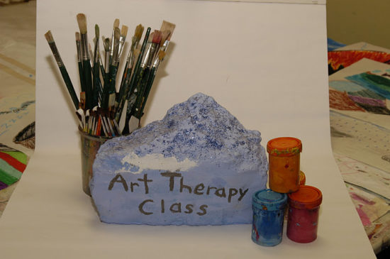 art therapy for substance abuse