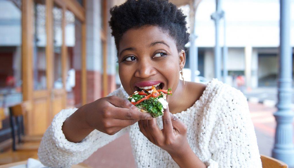 Is it compulsive overeating?