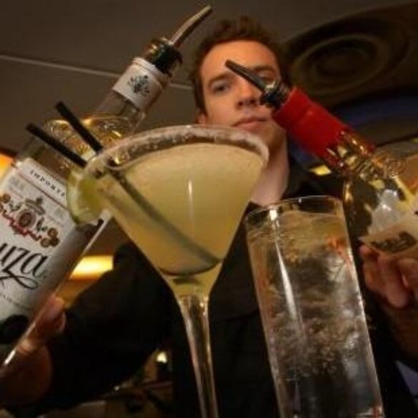 A common myth is that people who have a strong social life can't be alcoholics. However, this is not true.