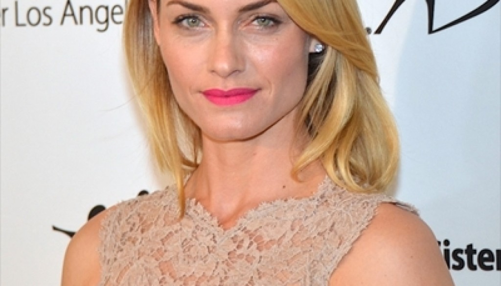 Amber Valletta recently opened up about her struggles with addiction. Photo courtesy PR Photos.