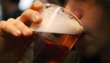 Casual drinking can lead to binge drinking and alcoholism if not kept under control.