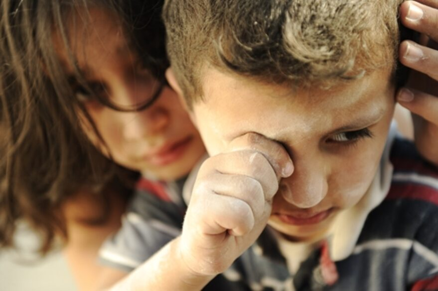 Childhood trauma may increase an individual's risk of developing problems with addiction and depression.
