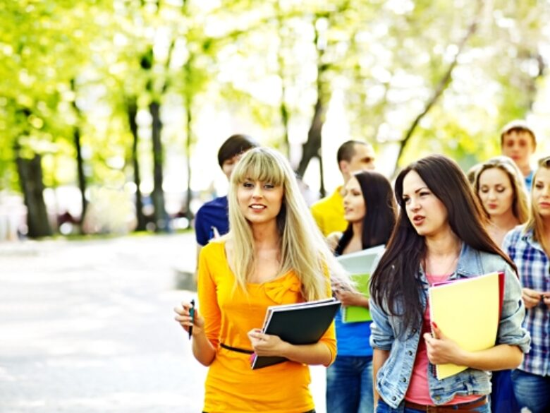 College students may be subjected to new pressures on campus.