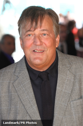 Comedian Stephen Fry has struggled with bipolar disorder and alcohol and drug addiction.