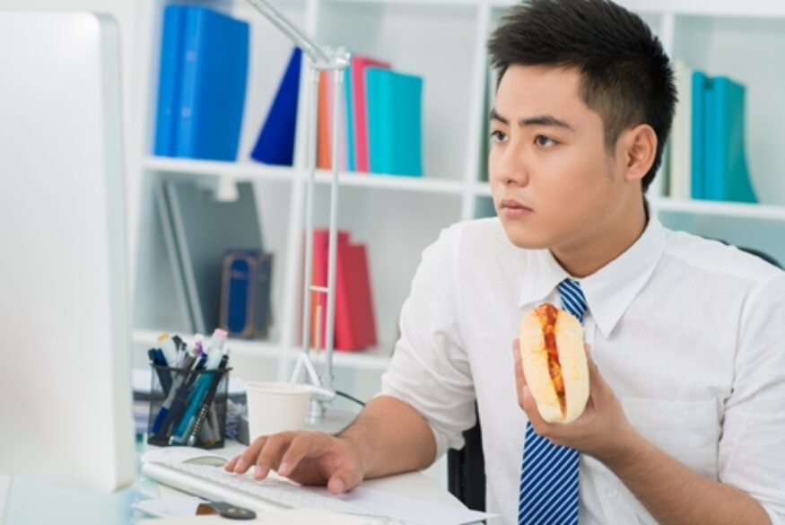 Compulsive overeating can lead to health complications.