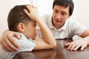 Even very young children can suffer from obsessive compulsive disorder.