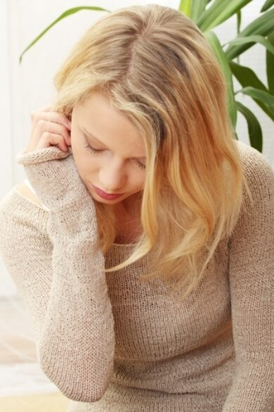 If your teen has been experiencing symptoms of depression for over two weeks, you should call a health professional.