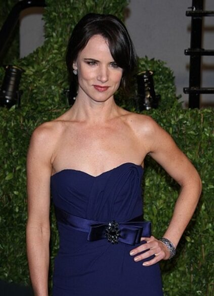 Juliette Lewis is tired of the references to her past drug abuse.