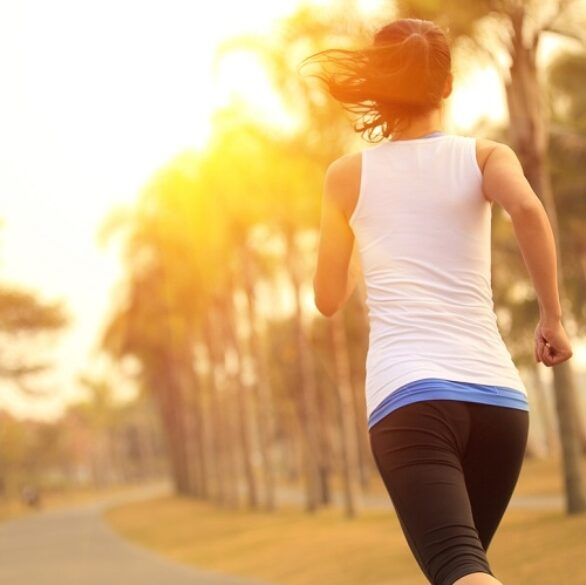 Men and women who exercise regularly may be at a lower risk for alcoholism.