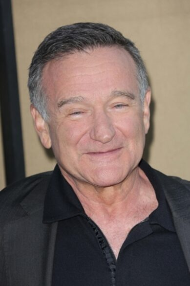 Robin Williams reportedly struggled with severe depression and addiction. Photo courtesy PR Photos.