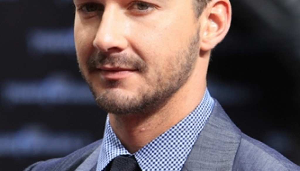 Shia LaBeouf has volunteered to receive treatment for alcoholism. Photo by: PR Photos
