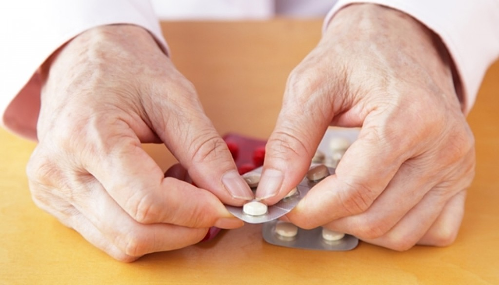 The elderly may be at risk for prescription pill abuse.