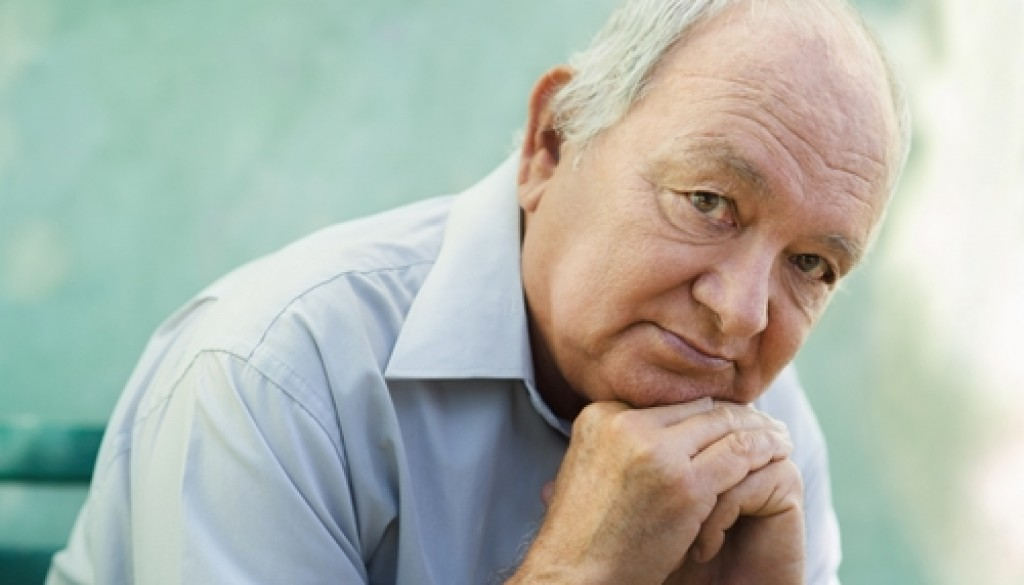 The loss of a spouse, depression and other factors may put seniors at a greater risk of addiction.