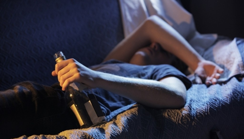 Underage drinking may lead to alcohol dependency later in life.