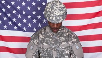 Veterans suffering from PTSD find difficulty in seeking help.