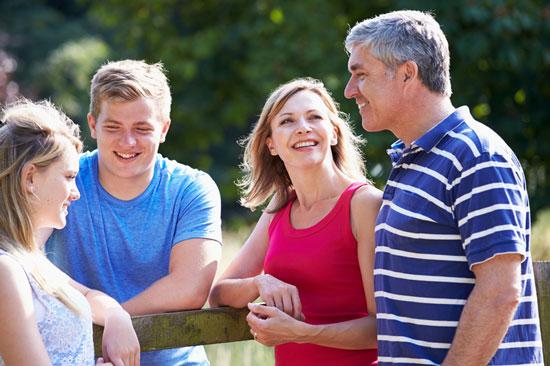 rehab for family member