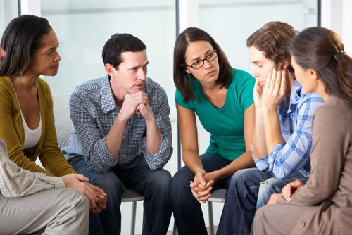 Group counseling is important to several different levels of care.