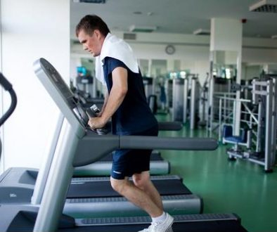 Excessive exercise could indicate an eating disorder.