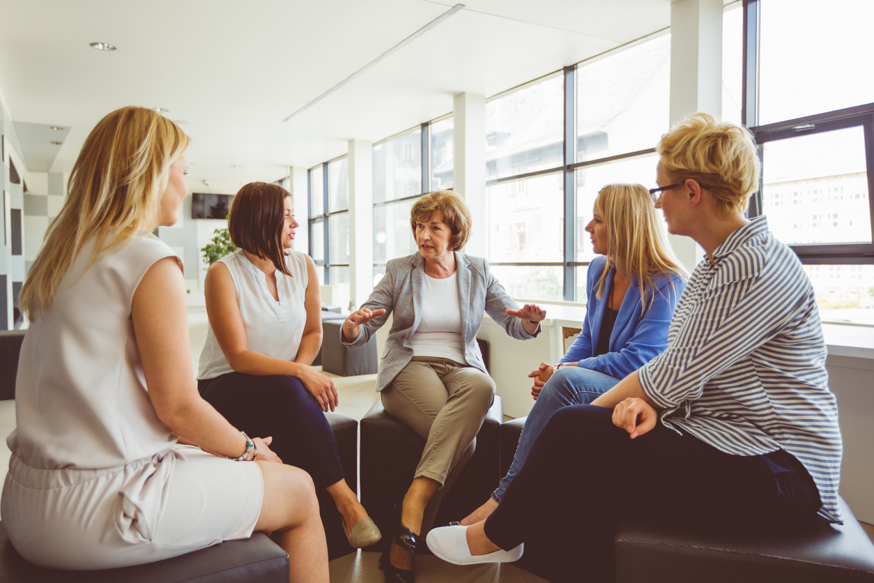 group-of-women-in-radically-open-dialectical-behavior-therapy-session-seated-in-circle