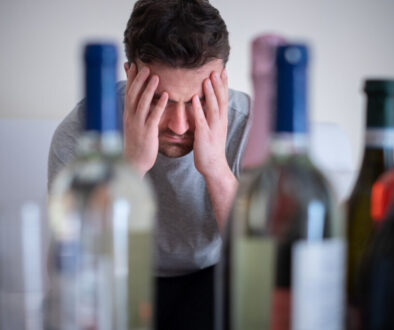 Alcoholic treatment and recovery.
